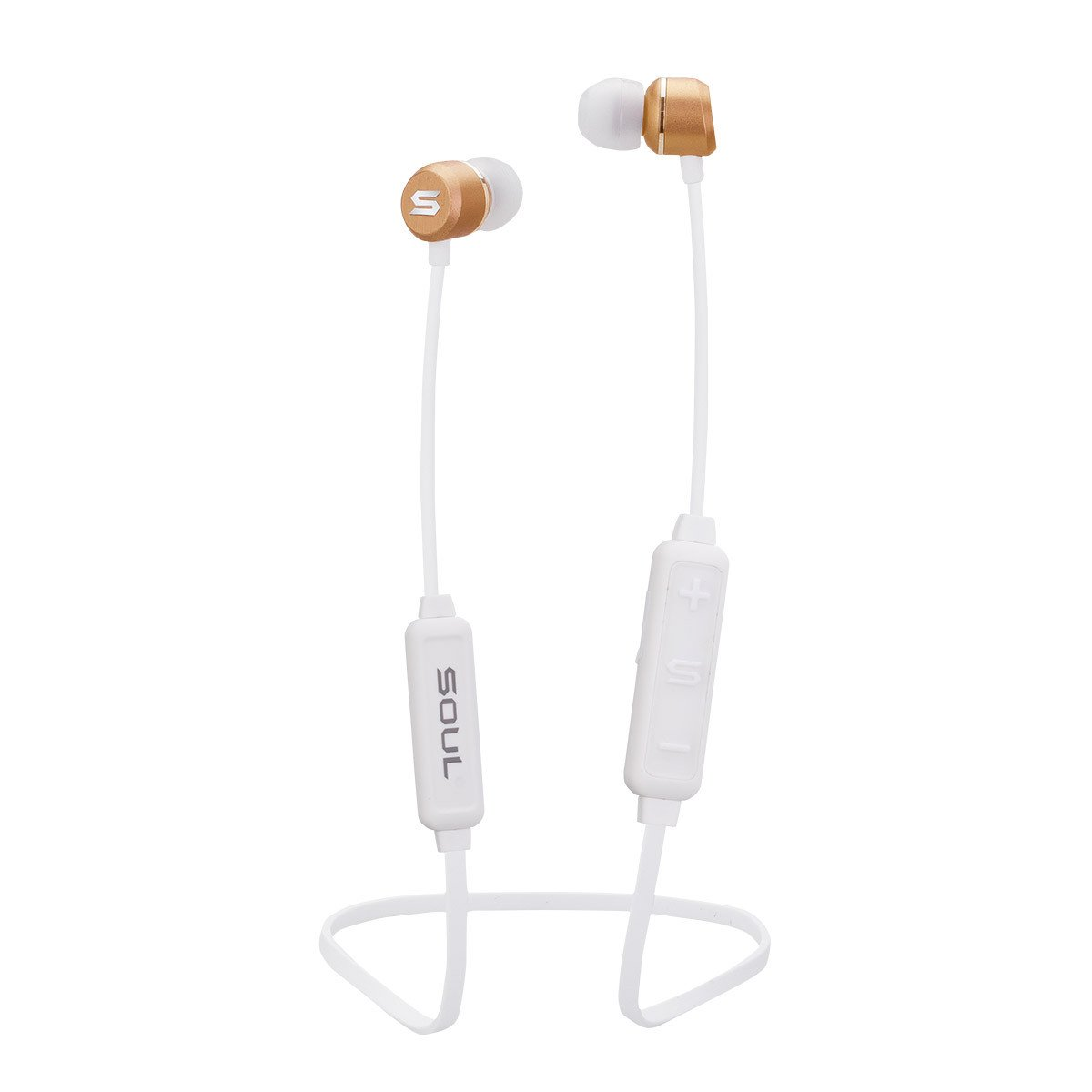 SP14WH Prime Wireless White - Headphones Soul Electronics