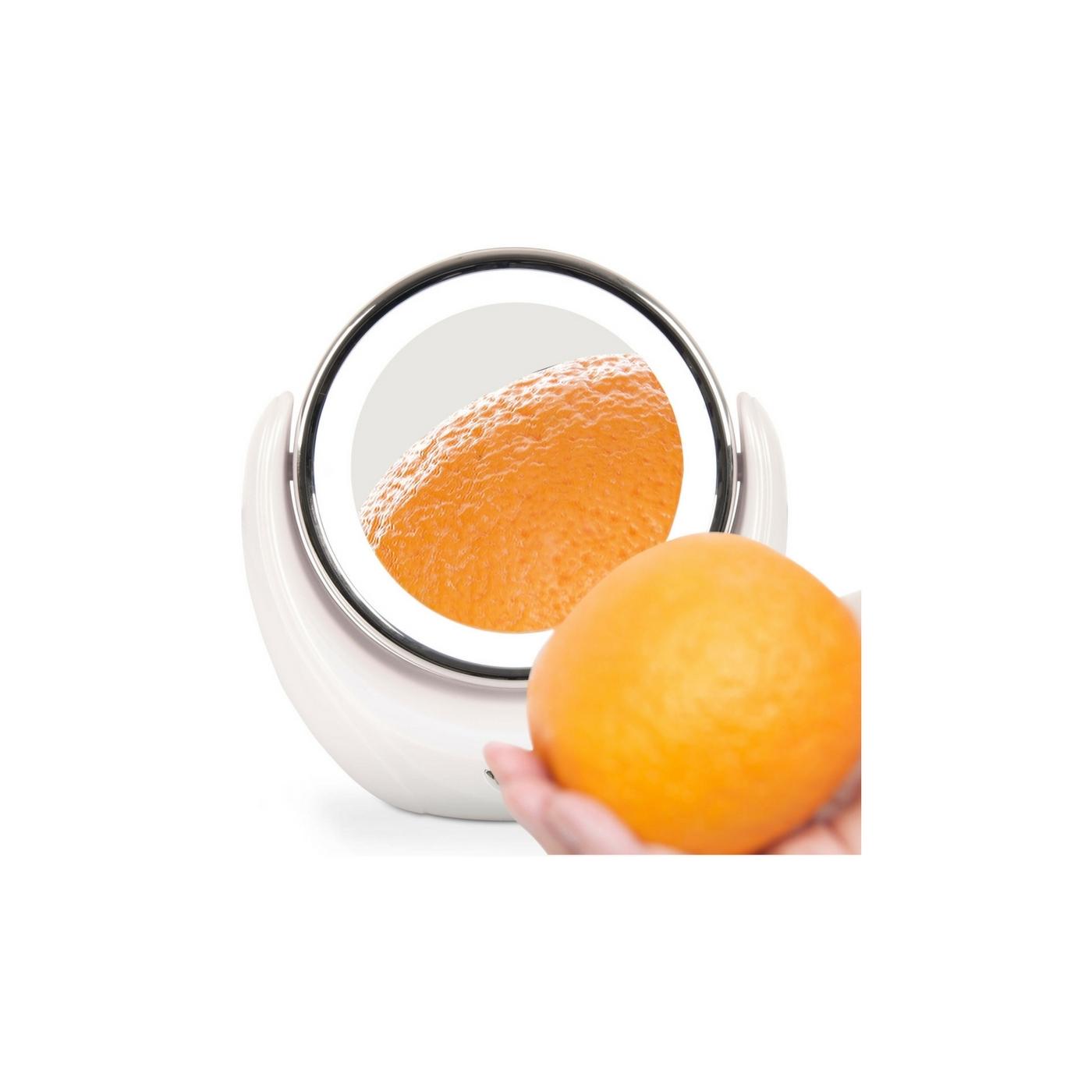 Καθρέπτης Μακιγιάζ με Φωτισμό 5x LED